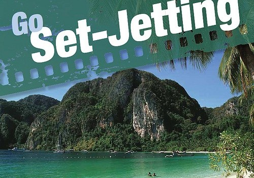Go set-jetting around the world banner