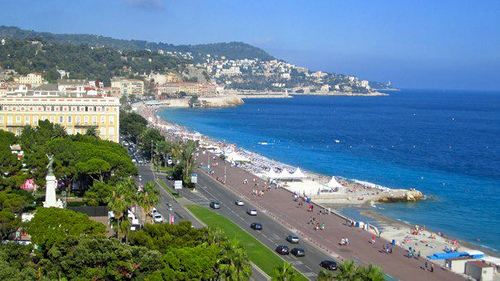 French Riviera, Cote D'Azur