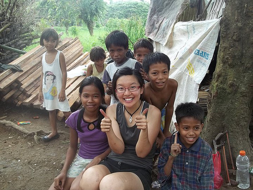 Volunteering in the Philippines - Building Project