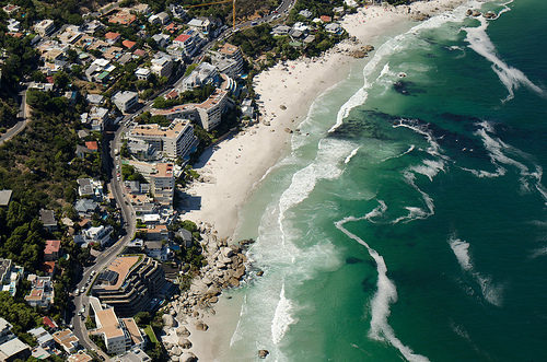 Cape Town is known for its amazing beaches