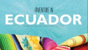adventure in Ecuador