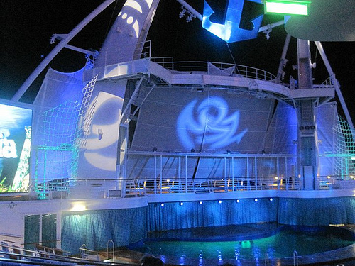 AQUATHEATRE- Allure of the Seas