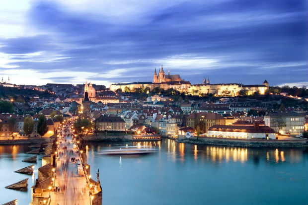 Prague, one of the best cities in the world