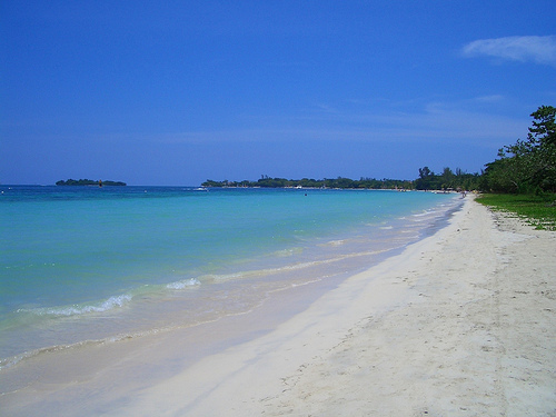 jamaica_negril, 7 mile beach