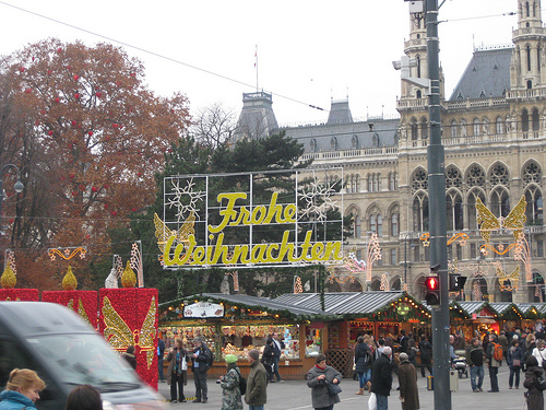 Christmas Markets, Europe
