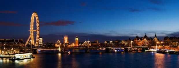 London-River_London_Eye