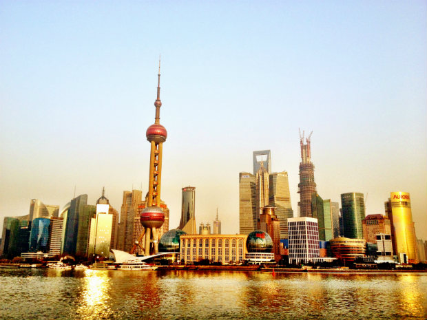 Shanghai, China, one of the best cities in the world