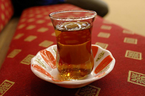 Black tea in Turkey