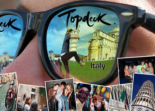 Travelling Through Italy With Topdeck Travel