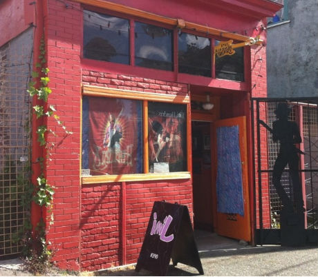 Jimi Hendrix Shrine Vancouver, just one of the best things to do in Vancouver