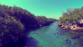 Snorkeling in Xel Ha