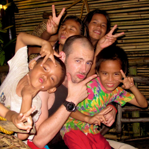 children in Philippines