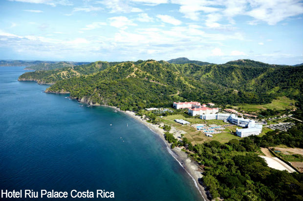 Where To Stay The Riu Palace In Costa Rica