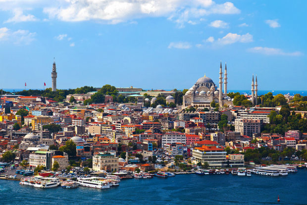 Istanbul Turkey, one of the best cities in the world