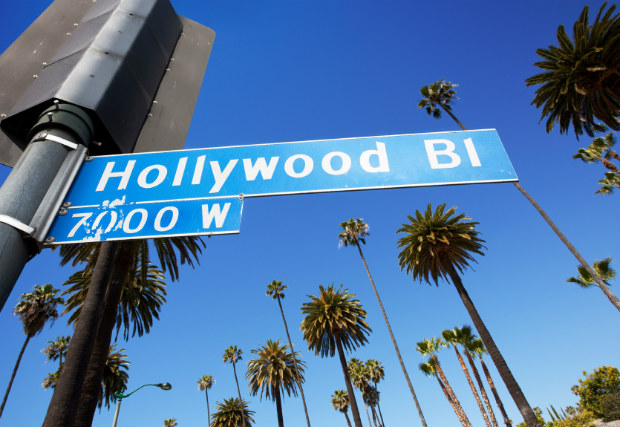 Los_Angeles Hollywood_Blvd
