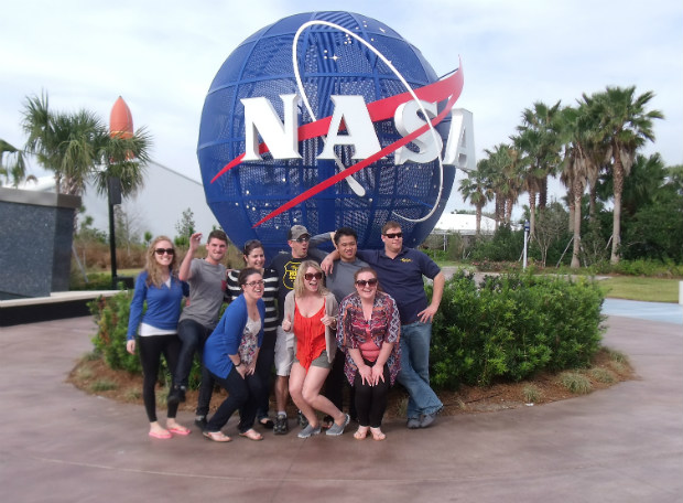 Topdeck Group at NASA