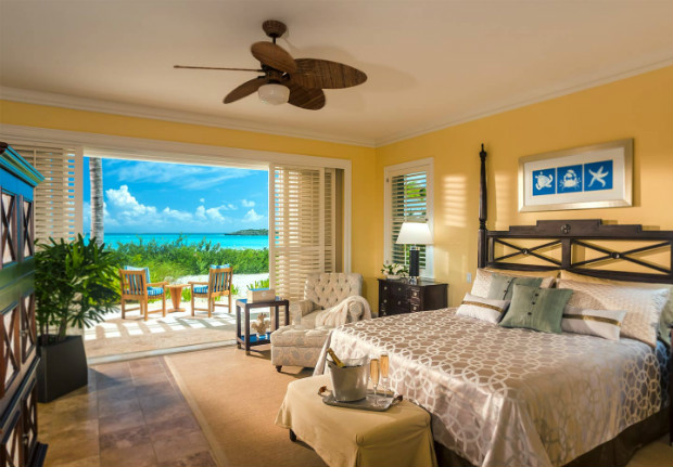 Sandals Emerald Bay Room