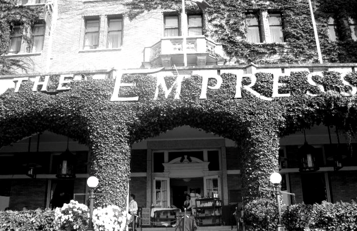 Early years - Empress Hotel