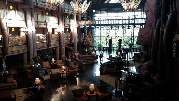 Orlando_Animal Kingdom Lodge