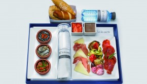 Airline Gourmet tray