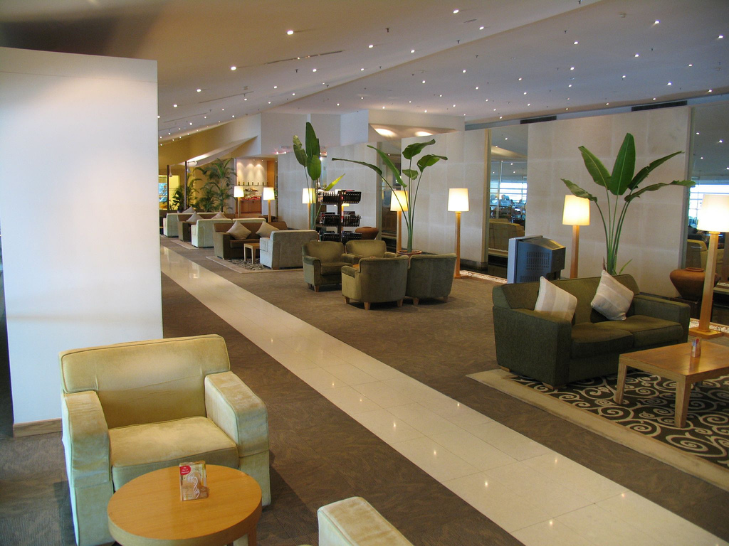 Airline Lounge 2