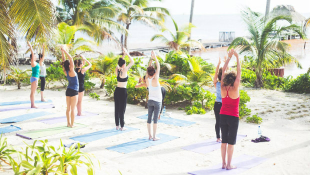 Yoga Retreat in Belize