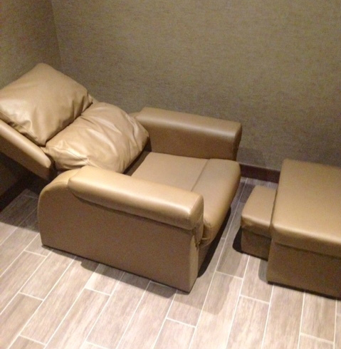plaza premium lounge recliner