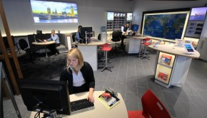 Flight Centre travel agents in store