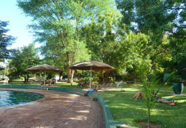 accomodations in Africa