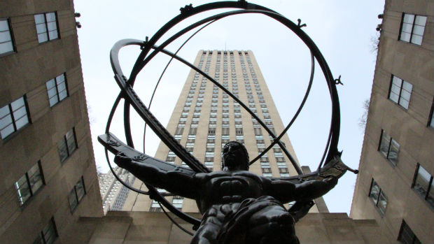 Rockefeller Centre, New York City