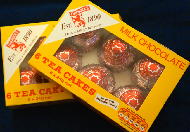 Tunnock's Tea Cakes scotland