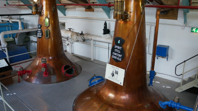 dallas dhu distillery scotland