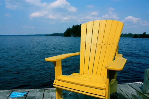 cottage muskoka chair