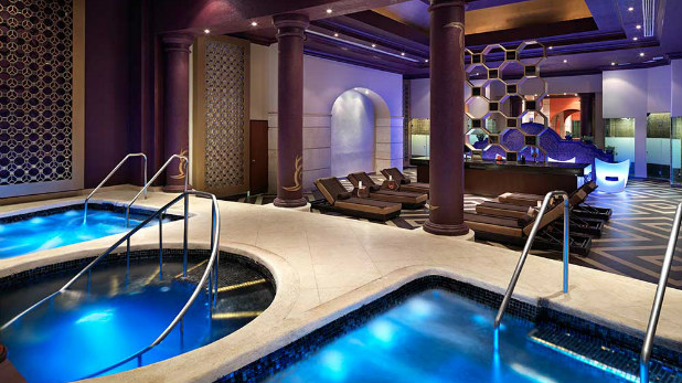Hard Rock hotel Riviera Maya Rock spa