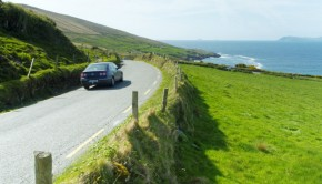 Car driving in Ireland