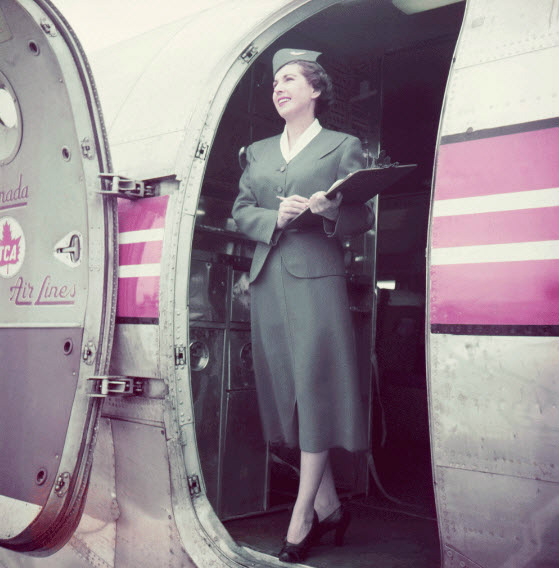 how to become flight attendant air canada