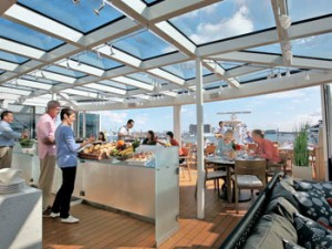 Viking River Cruise AquavitTerrace