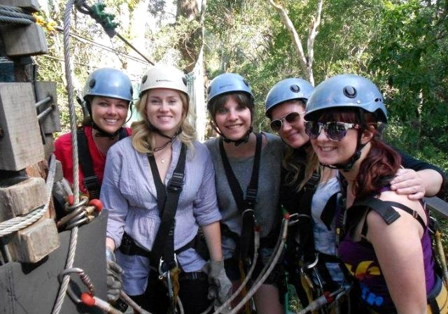 ziplining in south africa_ On the Go Tours
