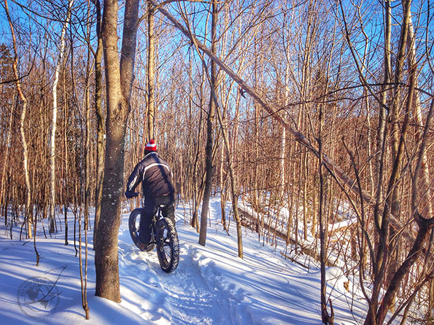 FatBiking ion Quebec