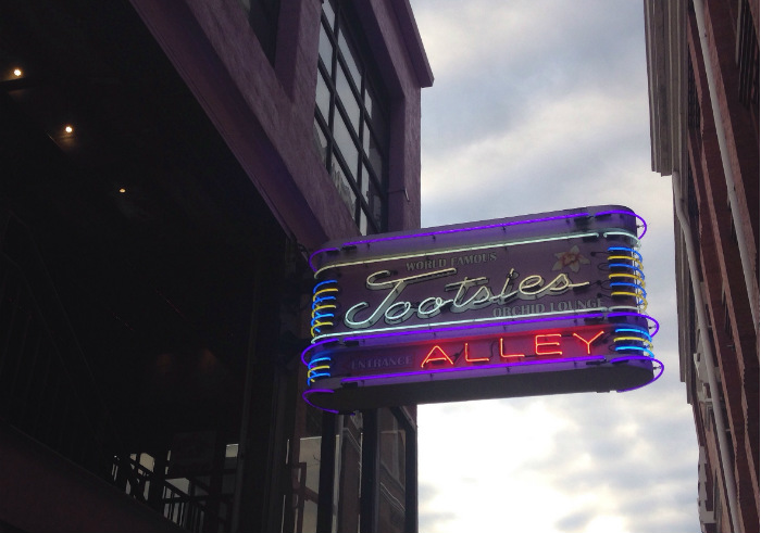 Tootsies in Nashville USA