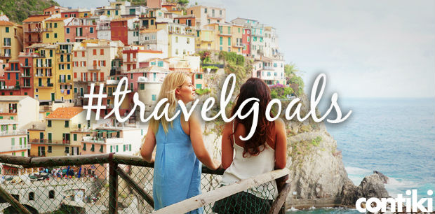 #travelgoals travel contest