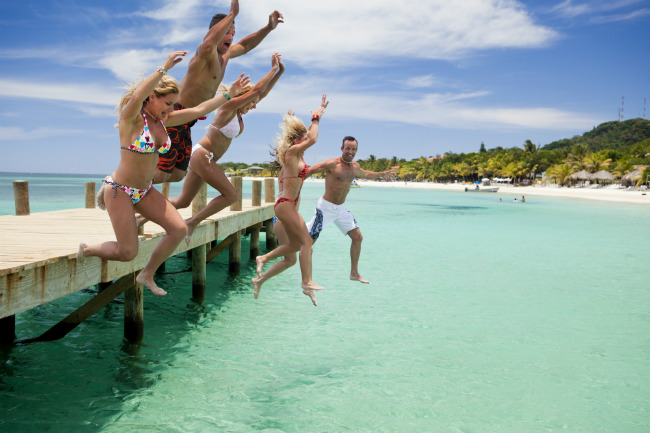 people jumping_iStock_000010430711