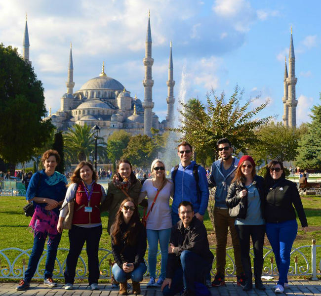 g adventures turkey
