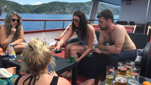 Sailing Croatia with Topdeck
