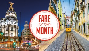 FC_fare_of_the_month_Madrid_Lisbon