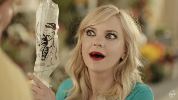 anna faris in air new zealand safety video