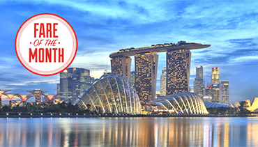 fare of the month singapore