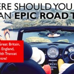 And the Winner of Our 'Where Should You Go For An Epic Road Trip' Contest is…