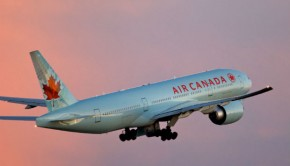 new trans-border routes air canada