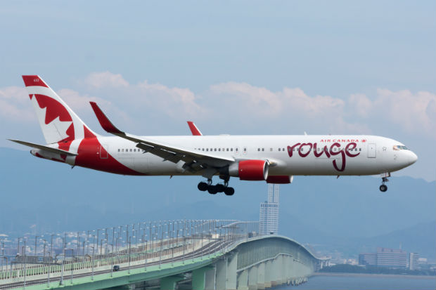 air canada rouge boeing 767 300 ER